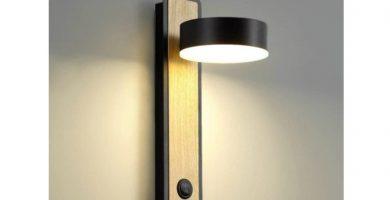 Lámparas de pared de noche precios