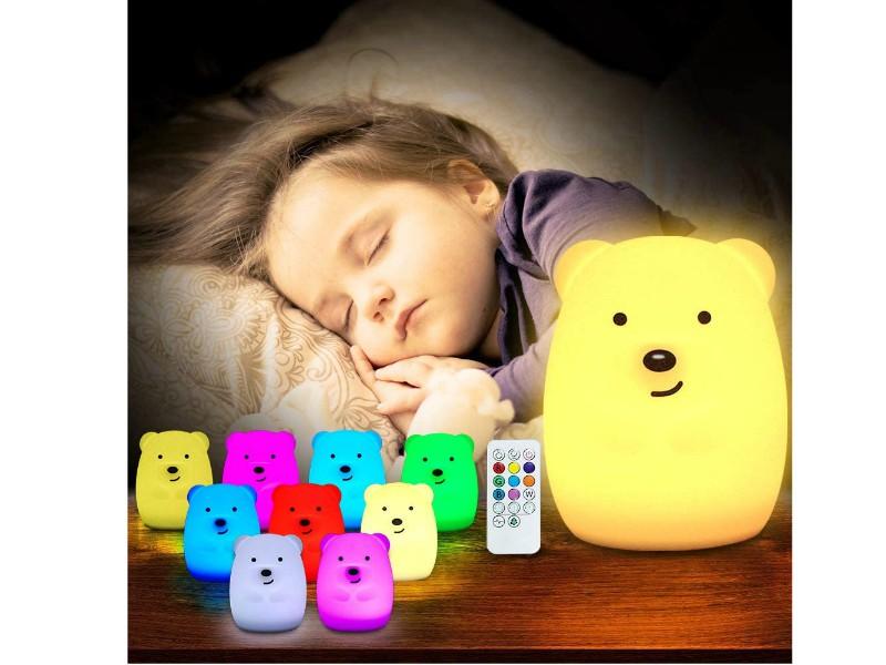 lamparas de noche de niños